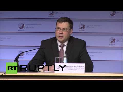Latvia: EU and Ukraine sign €1.8 billion financial aid memorandum