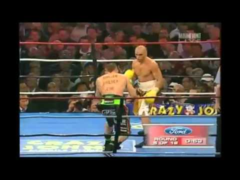 Danny Green V Anthony Mundine 17 May 2006, at Aussie Stadium, Sydney - complete fight