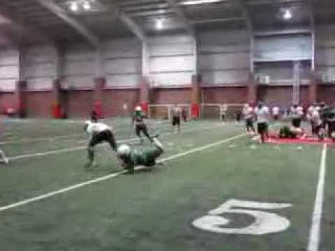 UVU Wolverine All Star Football Week 2 vs. Boise Oilers