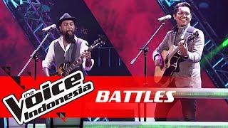 "Ava vs Derry ""The Reason"" | Battles | The Voice Indonesia GTV 2018"