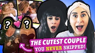 Download Lagu THE CUTEST GIRL COUPLE YOU NEVER SHIPPED | Camren of the 2000's?! Gratis STAFABAND