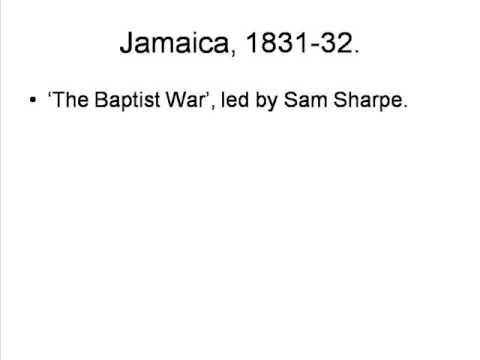 The Demerara Slave Revolt Essay Paper