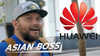 What Do Americans Think About The Huawei Ban? | ASIAN BOSS