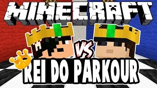Fenom Vs Nikki! - REI DO PARKOUR: Minecraft