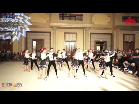 "Depo Dans ""Hera"" Show   IIDF 2016"
