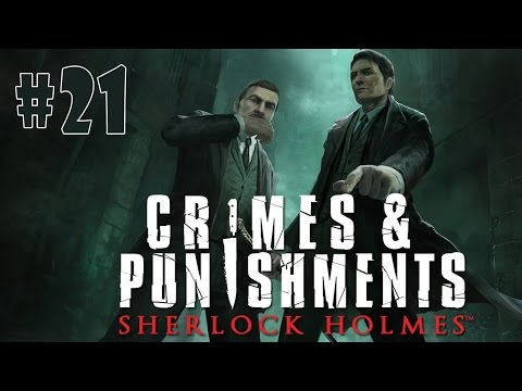 Sherlock Holmes: Crimes and Punishments - Walkthrough - Part 21 - Abbey Grange Case (PC) [HD]