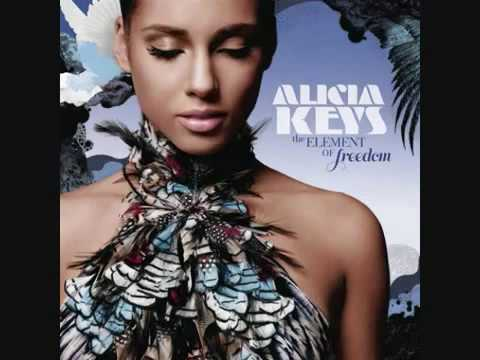 Alicia Keys- This Bed (The Element of Freedom)