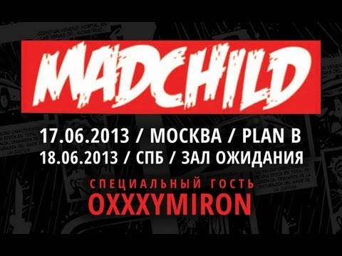 Oxxxymiron feat. Madchild - Darkside (prod. Porchy & Jaime Menezes)