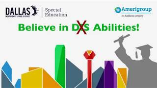 Dallas ISD Special Education Abilities Conference -  April 27, 2018