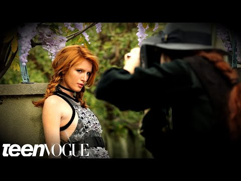 Get a Sneak Peek at Bella Thorne's Spring Cover Looks—Teen Vogue's The Cover