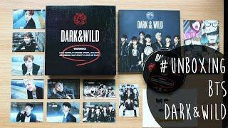 [Unboxing] BTS Dark & Wild - All Photocards