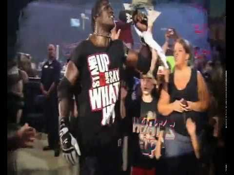 R-truth New Theme Song right time + Download Link