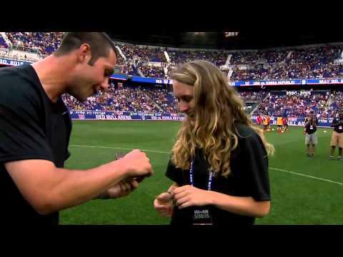 US Women's National Soccer Team ESPN Proposal