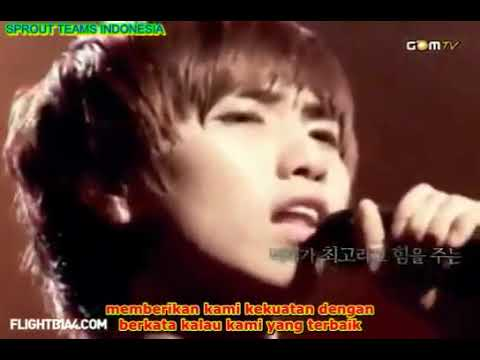 [INDO SUB] 120423 BABA B1A4 Ep 16 - To. My Girl BANA♥ From. B1A4