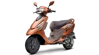 TVS Scooty Zest 110 'Himalayan Highs' Special Edition Launched