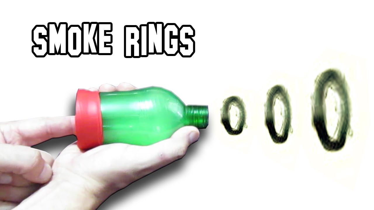 How To Make A Ring Of Smoke