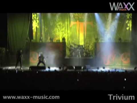 Trivium - Live @ Zenith Paris, 2008