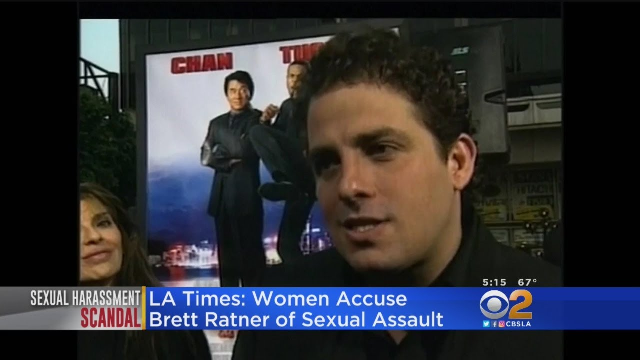 Producer/Director Brett Ratner Accused Of Sexual Harassment By 6 Women