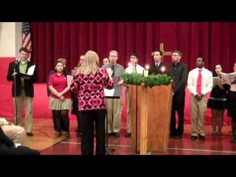 "Martin Luther School Maspeth - ""Prepare Ye"".mp4"