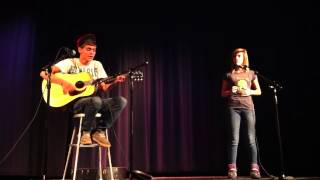 Johnny and Haley Partain AMAZING BROTHER AND SISTER SINGING!!
