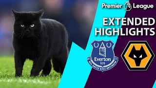 Everton v. Wolves | PREMIER LEAGUE EXTENDED HIGHLIGHTS | 2/2/19 | NBC Sports