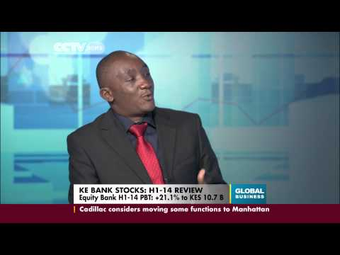 Global Business Africa: Samuel Gichohi Interview