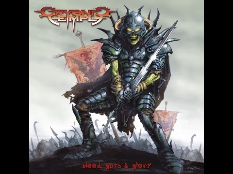 Cryonic Temple - Mercenaries Of Metal (The Quest Pt I)
