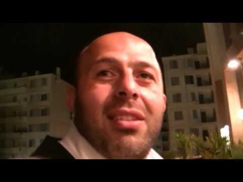 Rugby Top14 RCT Toulon vs Castres Olympiques Interview Mamuka Gorgodze Homme du Match 2016