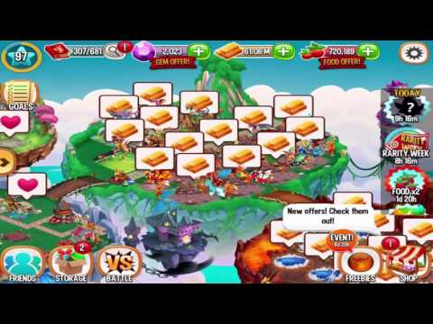 Dragon City Dungeon Island In Dragon City All Dragons Reviews