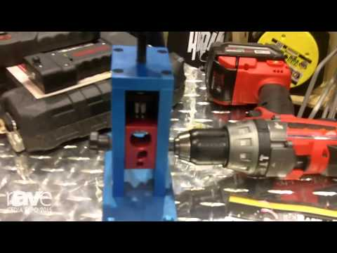 CEDIA 2015: Rack-a-Tiers Talks About the Copper Wire Stripper for Recycling Copper Scrap