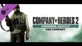 Прохождение игры company of heroes 2 ardennes assault видео