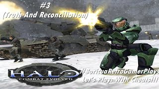 Let's Play: Halo: Combat Evolved (PC) (Level 3 with cheats)
