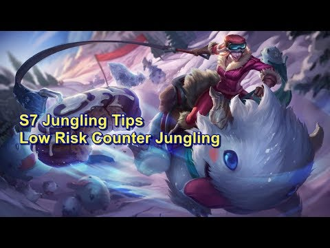 S7 Jungling Tips - Low Risk Counter Jungling | League of Legends