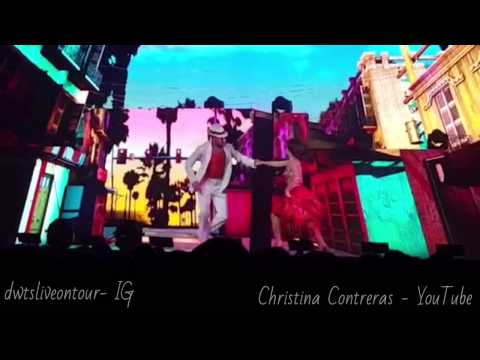 """DWTS Live! Dance All Night Tour: """"Welcome to Havana"""" (Paul Barris & Brittany Cherry)"""