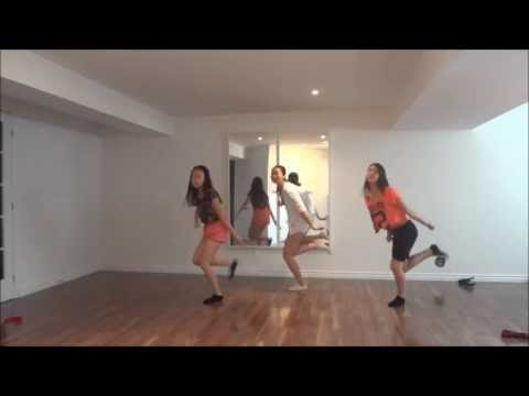 F(x) Rum Pum Pum Pum Dance Cover By Qu33n video