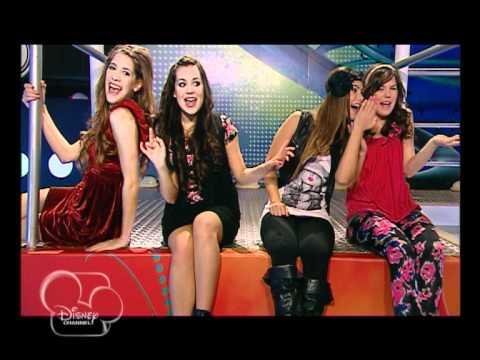 Highway La Coreo de las chicas Disney Channel Oficial