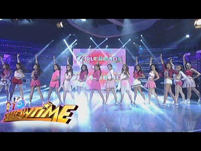 """It's Showtime: Girl Trends danced to """"Empire of Pink"""""""