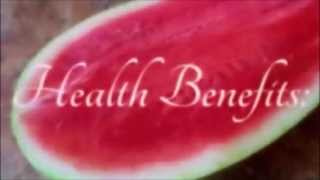 12 Health Benefits of Watermelon