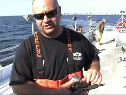 BAIT FISH DESTROYED BY BLUE FISH Urban Fishing Show Season 1 Eposode 4 Video 1