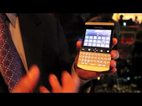 BlackBerry P 9981 Revealed from Dubai