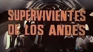 Supervivientes de los andes  (1976) ¨Survive!¨