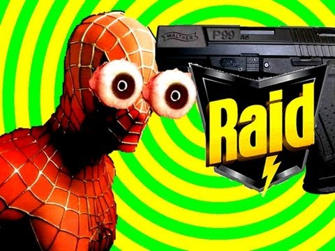 THE AMAZING SPIDERMAN - OFFICIAL PARODY - iPantellas