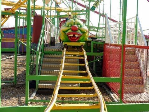 Caterpillar Brean Leisure Park Fun City