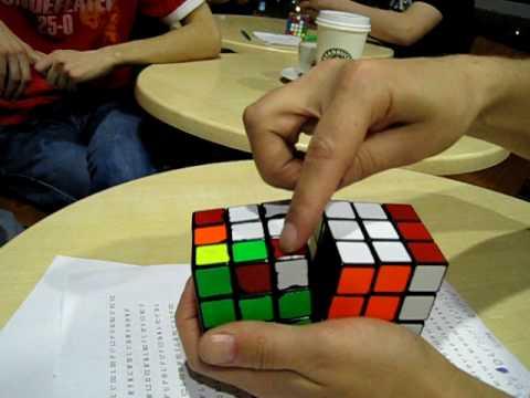 5 способов собрать кубик