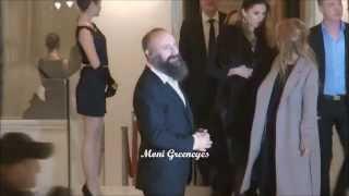 "Halit Ergenç,""Suleiman the magnificent"" in Belgrade 17/12/2013"