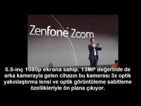 Asus Zenfone 2 - Asus Zenfone Zoom Özellikleri Neler?
