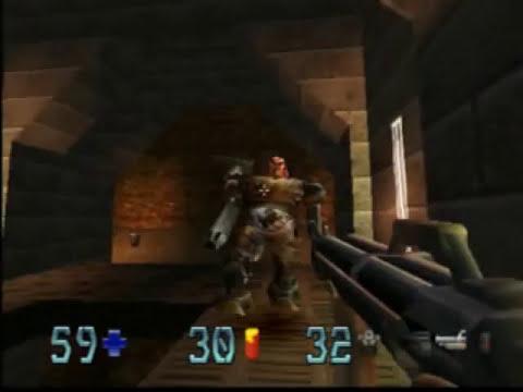 PS1 Underrated Gem: Quake II
