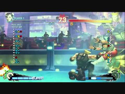 All American Man - A Tribute To Guile