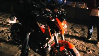 2011 KTM 125 Duke from BAJAJ INDIA Official video.mp4