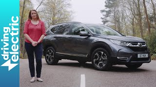 Honda CR-V Hybrid review - DrivingElectric